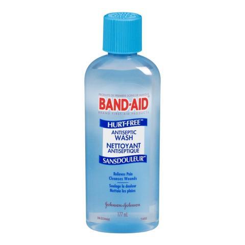 Nettoyant antiseptique SansDouleur® BAND-AID®