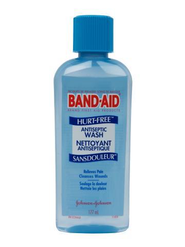 Nettoyant antiseptique SANS DOULEUR® 177 ml