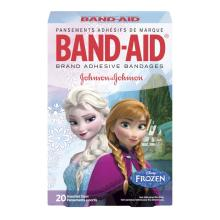 Pansements assortis BAND-AID® Disney Frozen