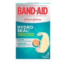 Pansements en gel BAND-AID® Hydro SealMC pour ampoules - Orteils et doigts