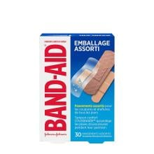 emballage assorti de pansements band-aid