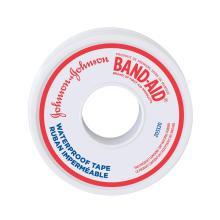Ruban imperméable de marque BAND-AID® Produits de premiers soins, 1,2 cm par 9 m