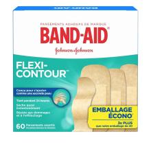 Pansements adhésifs BAND-AID® Flexi-ContourMC