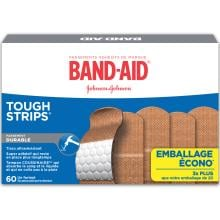 Pansements BAND-AID® TOUGH STRIPS®