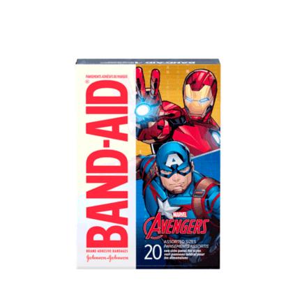 Marvel Avengers BAND-AIDs