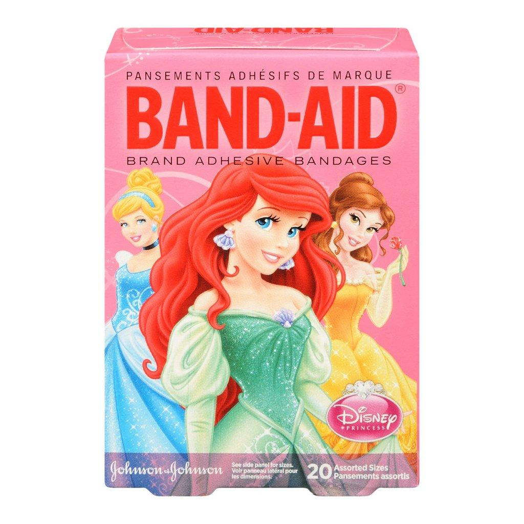 Pansements BAND-AID® Disney Princess