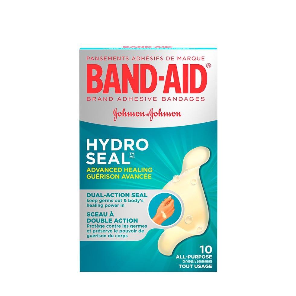 Pansements tout usage BAND-AID Hydro Seal