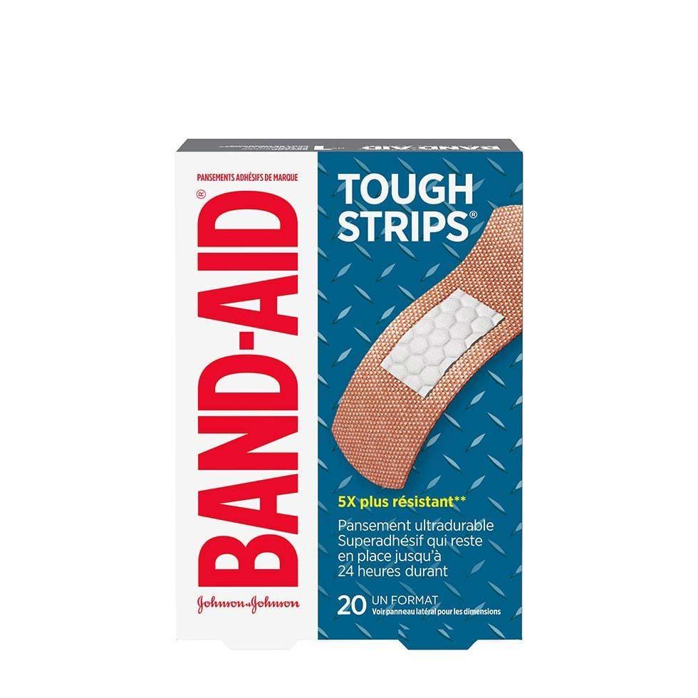 paquet de 20 très grands pansements band-aid