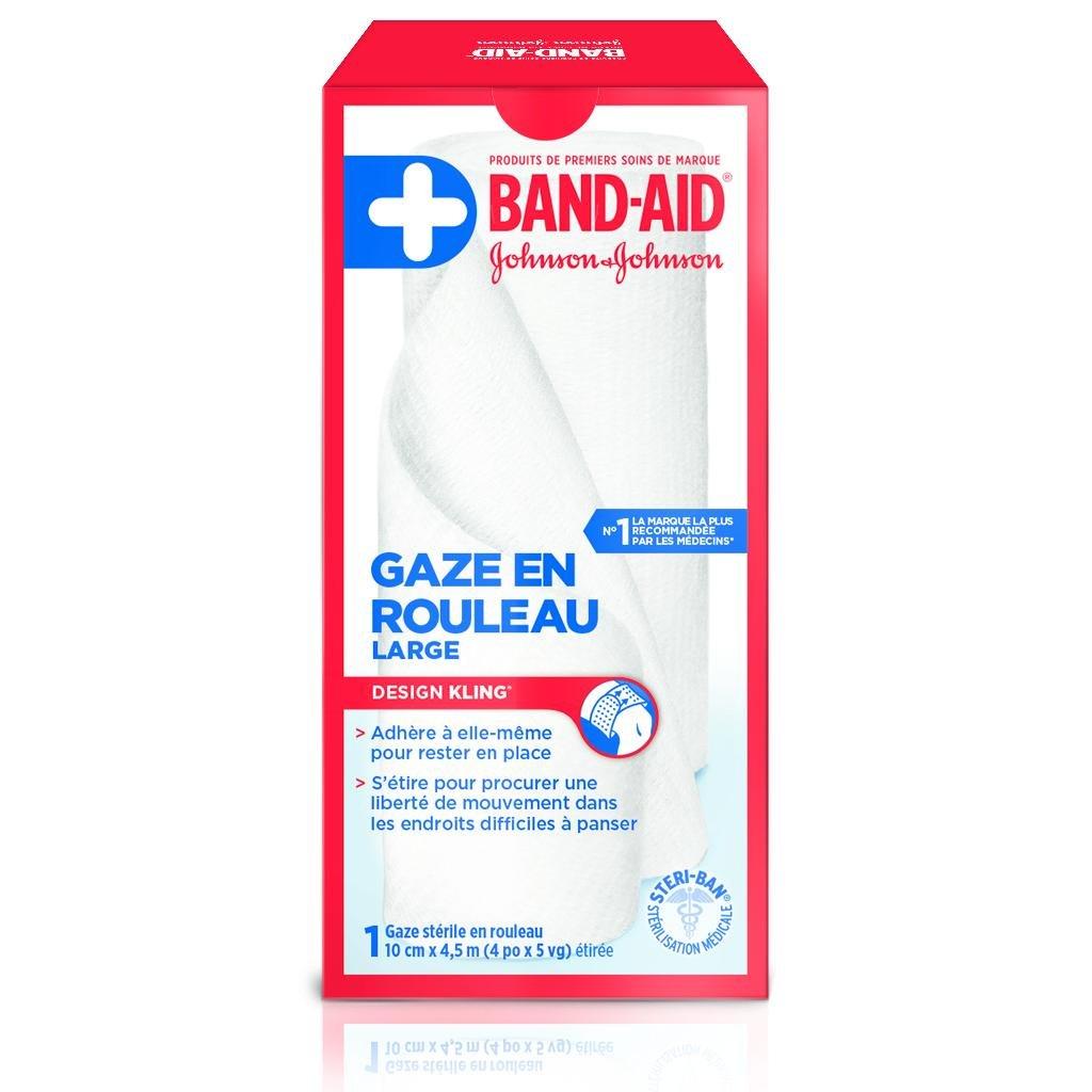 Gaze en rouleau BAND-AID®, large
